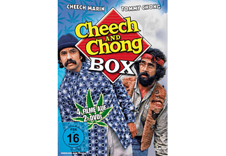 Cheech and Chong Box [DVD]