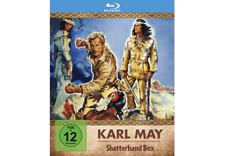 Karl May - Shatterhand Box [Blu-ray]