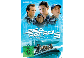SEA PATROL 3.STAFFEL [DVD]