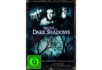 Night of Dark Shadows - Das Schloss der verlorenen Seelen [DVD]
