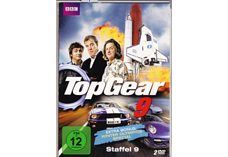 TOP GEAR 9.STAFFEL - (DVD)