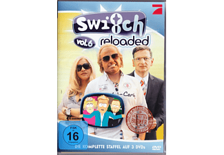 Switch Reloaded - Komplette Staffel 6 [DVD]