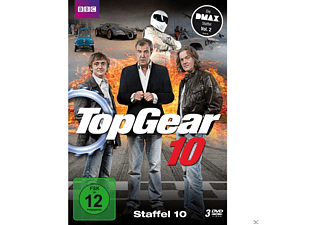 TOP GEAR 10.STAFFEL - (DVD)