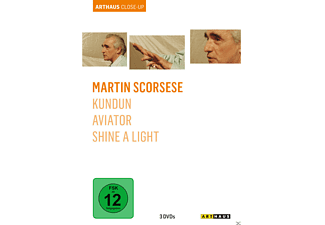 Martin Scorsese Arthaus Close-Up - (DVD)