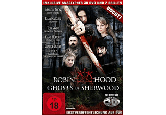 Robin Hood - Ghosts of Sherwood inkl. Anaglypher 3D-DVD und 2 Brillen - (DVD)