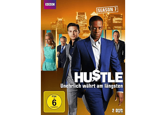 HUSTLE - SEASON 7 [DVD]