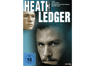 DIE HEATH LEDGER COLLECTION (OHNE SCHWEIZ) - (Blu-ray)