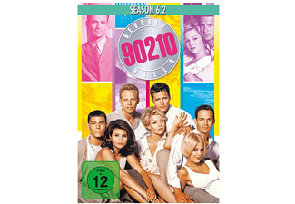 Beverly Hills 90210 - Staffel 6.2 - (DVD)