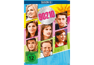 Beverly Hills 90210 - Staffel 8.1 [DVD]