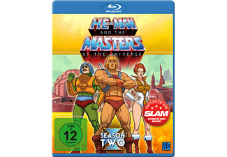 He-Man and the Masters of the Universe - Season 2 - (Blu-ray)