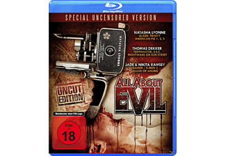 All About Evil - (Blu-ray)