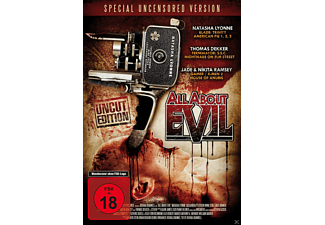 All About Evil - (DVD)