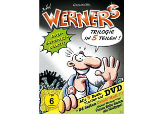 Werner 1-5 Comicbox [DVD]