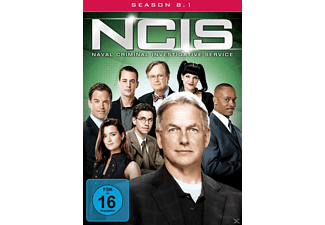 Navy CIS - Staffel 8.1 - (DVD)