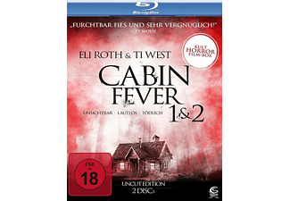 Cabin Fever 1&2 - (Blu-ray)