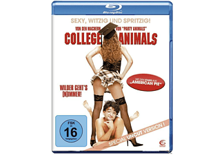 College Animals - Wilder geht's (n)immer! - Special Uncut Version - (Blu-ray)