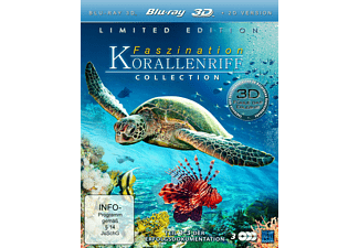 Faszination Korallenriff Edition [3D Blu-ray]