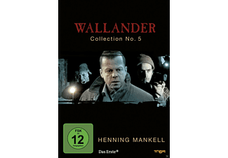 Wallander - Collection No. 5 [DVD]