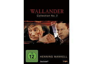 Wallander - Collection No. 2 [DVD]