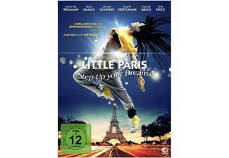 Little Paris - Step Up Your Dreams - (DVD)