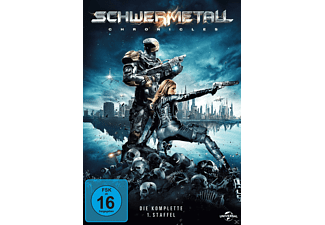 Schwermetall Chronicles   1. Staffel DVD-Box [DVD]
