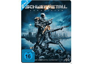 Schwermetall Chronicles - Staffel 1 (SteelBook™ Edition) [Blu-ray]