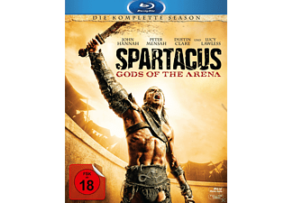 Spartacus: Gods of the Arena - Bluray Box [Blu-ray]