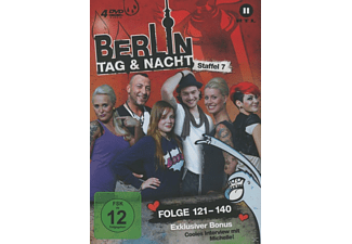 Berlin Tag & Nacht - Staffel 7 - (DVD + Video Album)