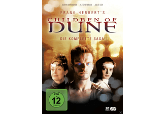 CHILDREN OF DUNE - DIE KOMPLETTE SAGA [DVD]