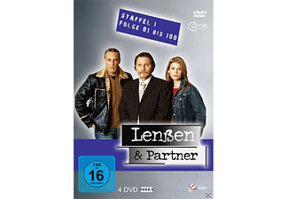 LENSSEN & PARTNER - STAFFEL 1 (80-100) - (DVD)