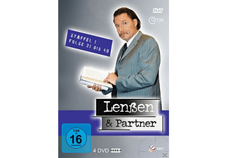 LENSSEN & PARTNER - STAFFEL 1 (21-40) [DVD]