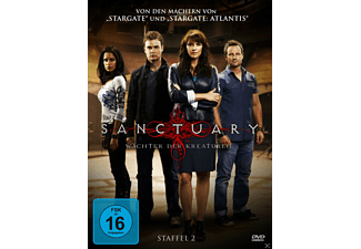 Sanctuary - Staffel 2 - (DVD)