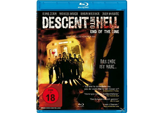 Descent Into Hell - End of the Line - (Blu-ray)