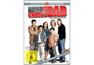 Keine Gnade für Dad - Grounded For Life - Staffel 4 [DVD]