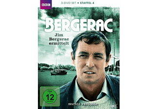 Jim Bergerac ermittelt - Season 4 [DVD]