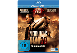 NIGHT OF THE LIVING DEAD (3D) - (3D Blu-ray)