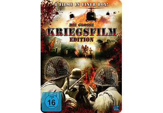 Die große Kriegsfilmedition (Metallbox) - (DVD)