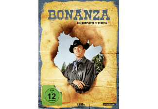 Bonanza - 9. Staffel DVD-Box [DVD]