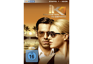 IK 1 - Touristen in Gefahr - 1. Staffel - (DVD)