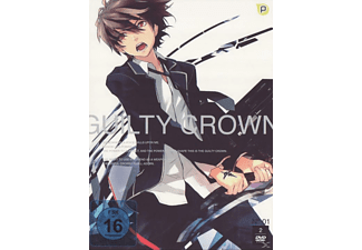001 - GUILTY CROWN (1-6) [DVD]