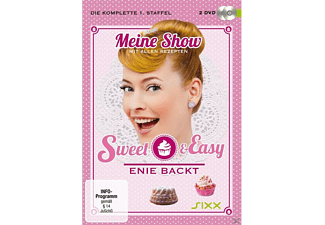 Sweet & Easy: Enie Backt - Staffel 1 [DVD]