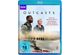 OUTCASTS - (Blu-ray)