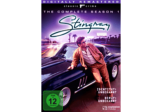Stingray - Staffel 1 [DVD]