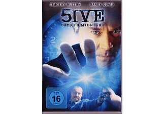 5ive Days to Midnight [DVD]