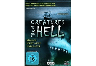 Creatures from Hell - (DVD)