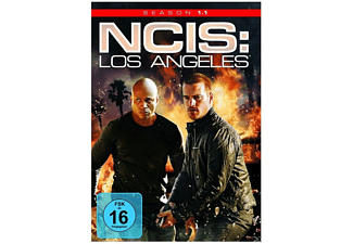 Navy CIS: L.A. - Staffel 1.1 [DVD]