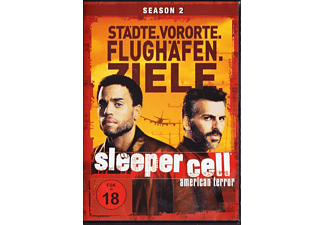 Sleeper Cell - Staffel 2 [DVD]