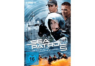 SEA PATROL - STAFFEL 5 - (DVD)