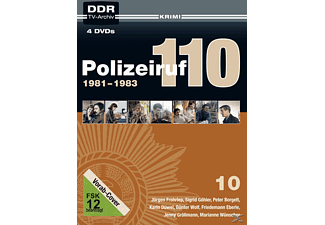 Polizeiruf 110 - Box 10 - (DVD)