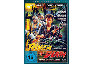 River Of Death - Fluss des Grauens (KSM Klassiker) - (DVD)